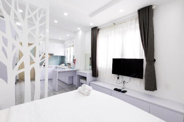 Glamorous Studio Apt in central of HCMC No.2 Ho Chi Minh City