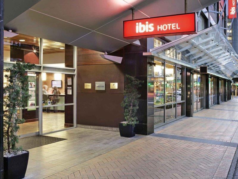 Ibis Wellington Hotel