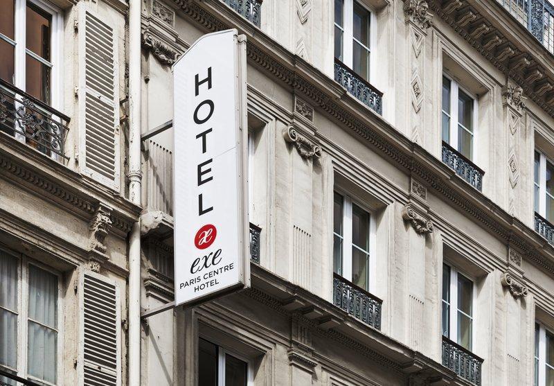 Exe Paris Centre Hotel