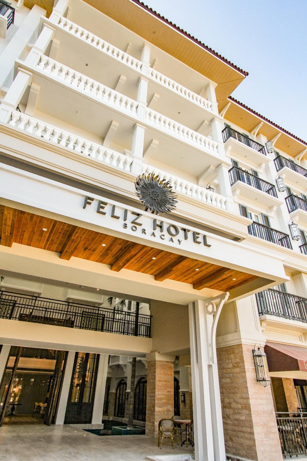 Feliz Hotel Boracay Managed By Enderun Hotels