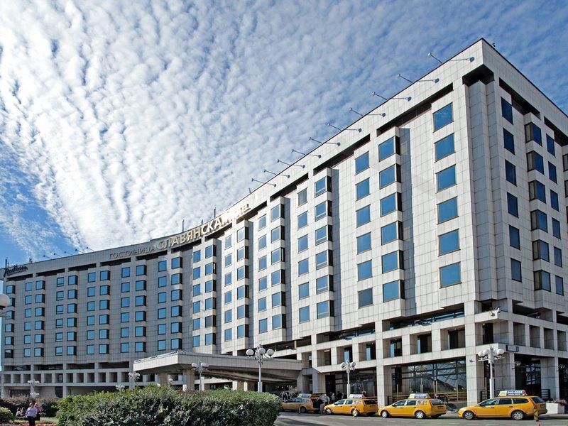 Radisson Slavyanskaya Hotel And Business Center Moscow