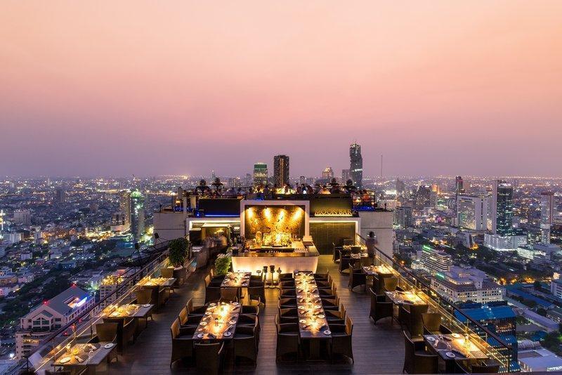 Banyan Tree Bangkok บันยันทรี กรุงเทพฯ