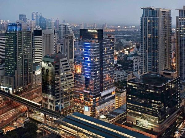Novotel Bangkok Ploenchit Sukhumvit Hotel (SHA Certified) Bangkok