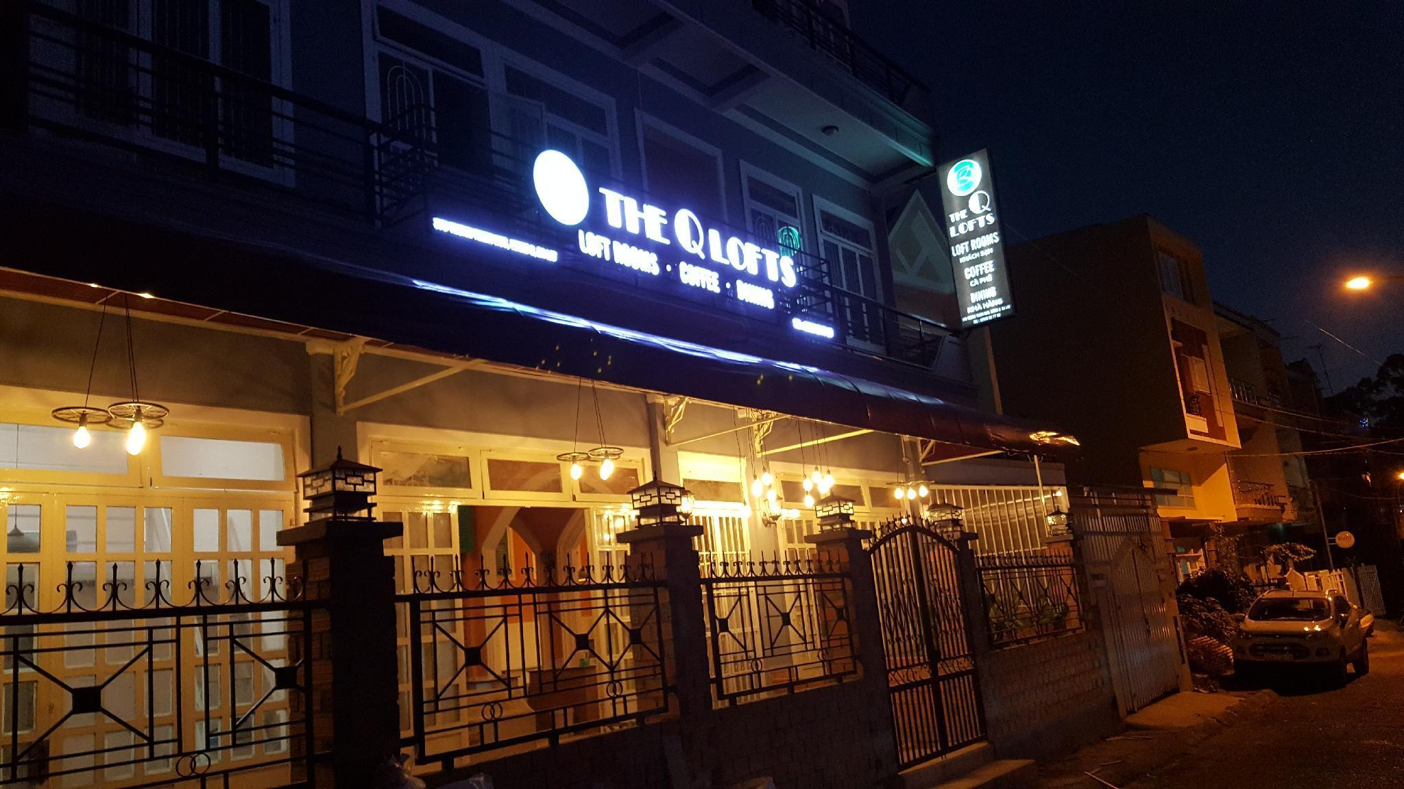 Qlofts Hotel