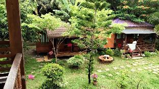 [市内中心部]一軒家(30m2)| 1ベッドルーム/1バスルーム Phumpana garden village
