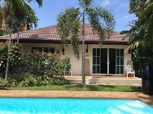 H2,  Cosy Cottages with 1 pool to share วิลลา 2 ห้องนอน 1 ห้องน้ำส่วนตัว ขนาด 75 ตร.ม. – หาดพระแอะ