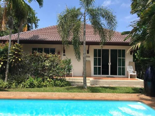 H2,  Cosy Cottages with 1 pool to share Koh Lanta