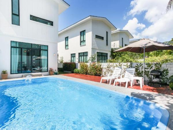 3BR Private Pool Villa 5-min walk from beach Phuket