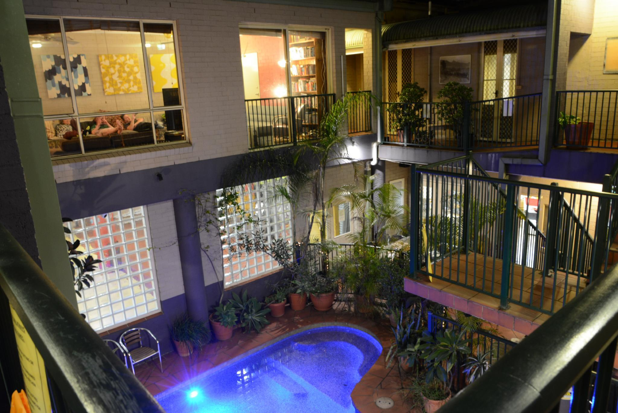 Summer House Backpackers Newtown
