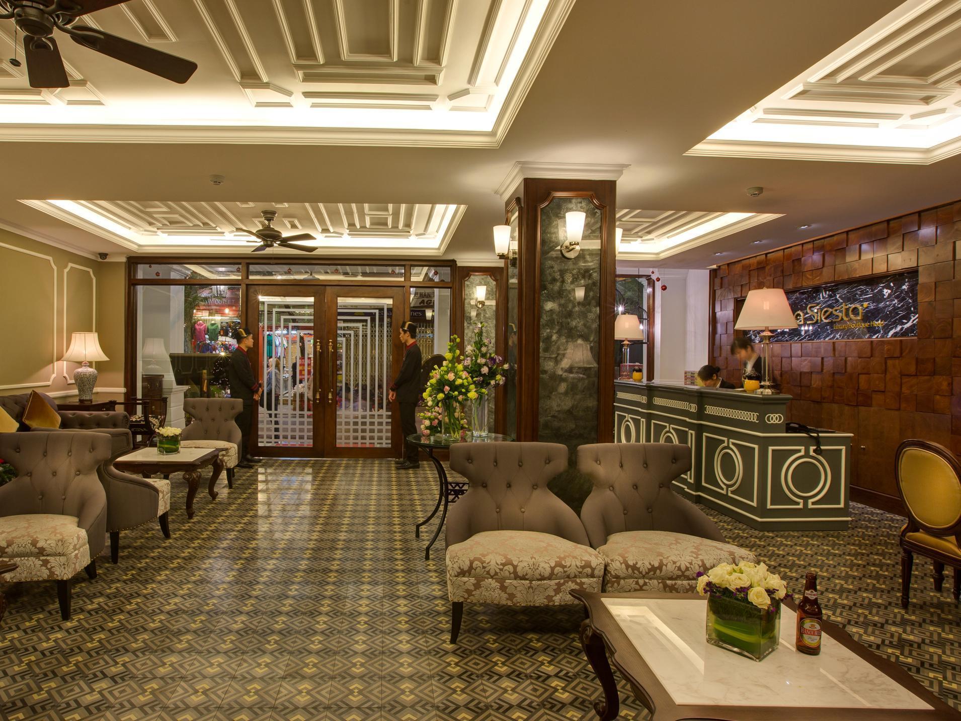 Hanoi La Siesta Hotel And Spa