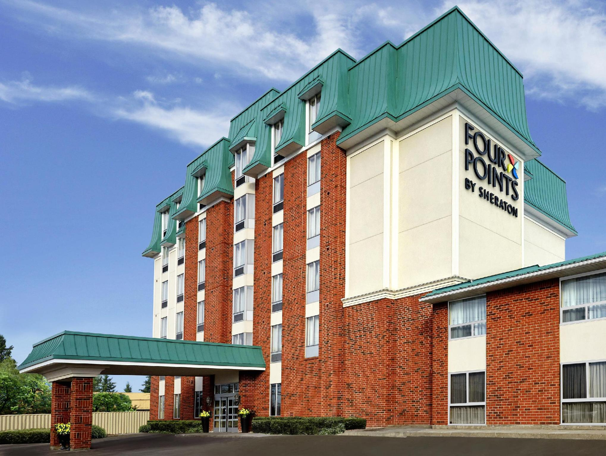Four Points by Sheraton Waterloo Kitchener Hotel and Suites in ...