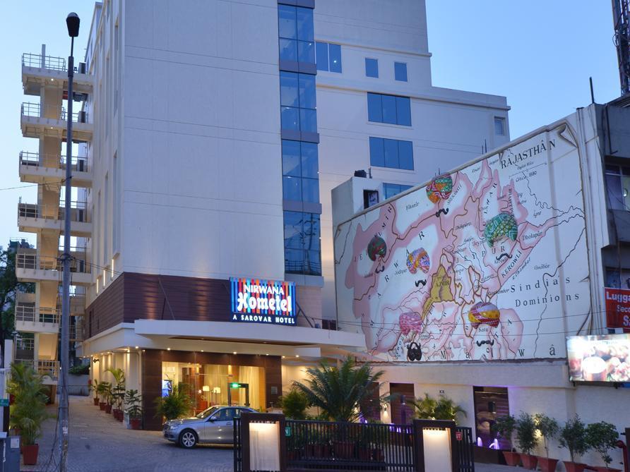 Nirwana Hometel Jaipur � A Sarovar Hotel
