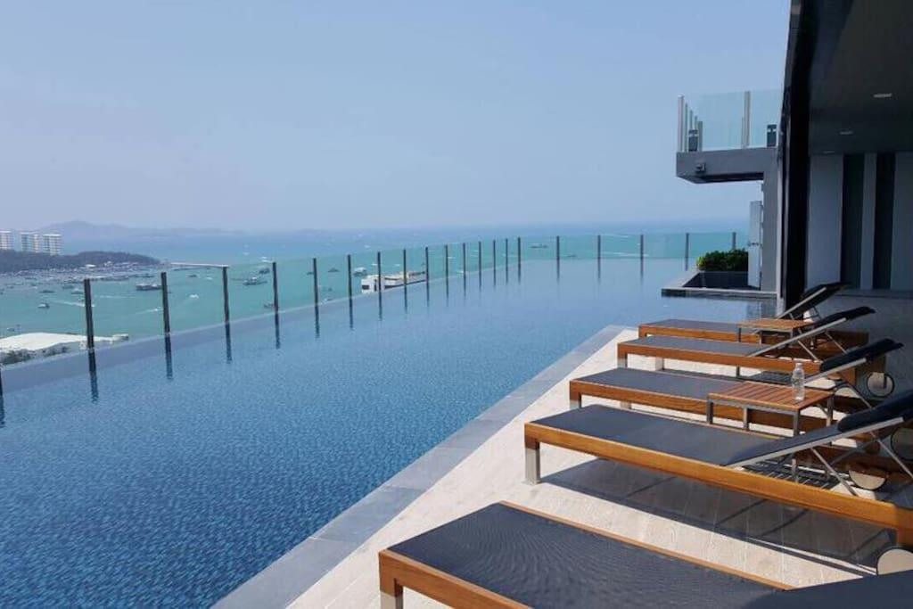 14 250*NEW  DOWNTOWN SEA VIEW LUX FUN And CHIC