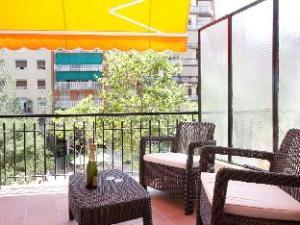 Linna Click&Flat Eixample Izquierdo Apartments kohta (Click&Flat Eixample Izquierdo Apartments)