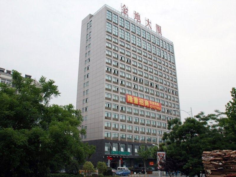 GreenTree Inn Anhui Hefei Bozhou Road Jindi Building Business Hotel