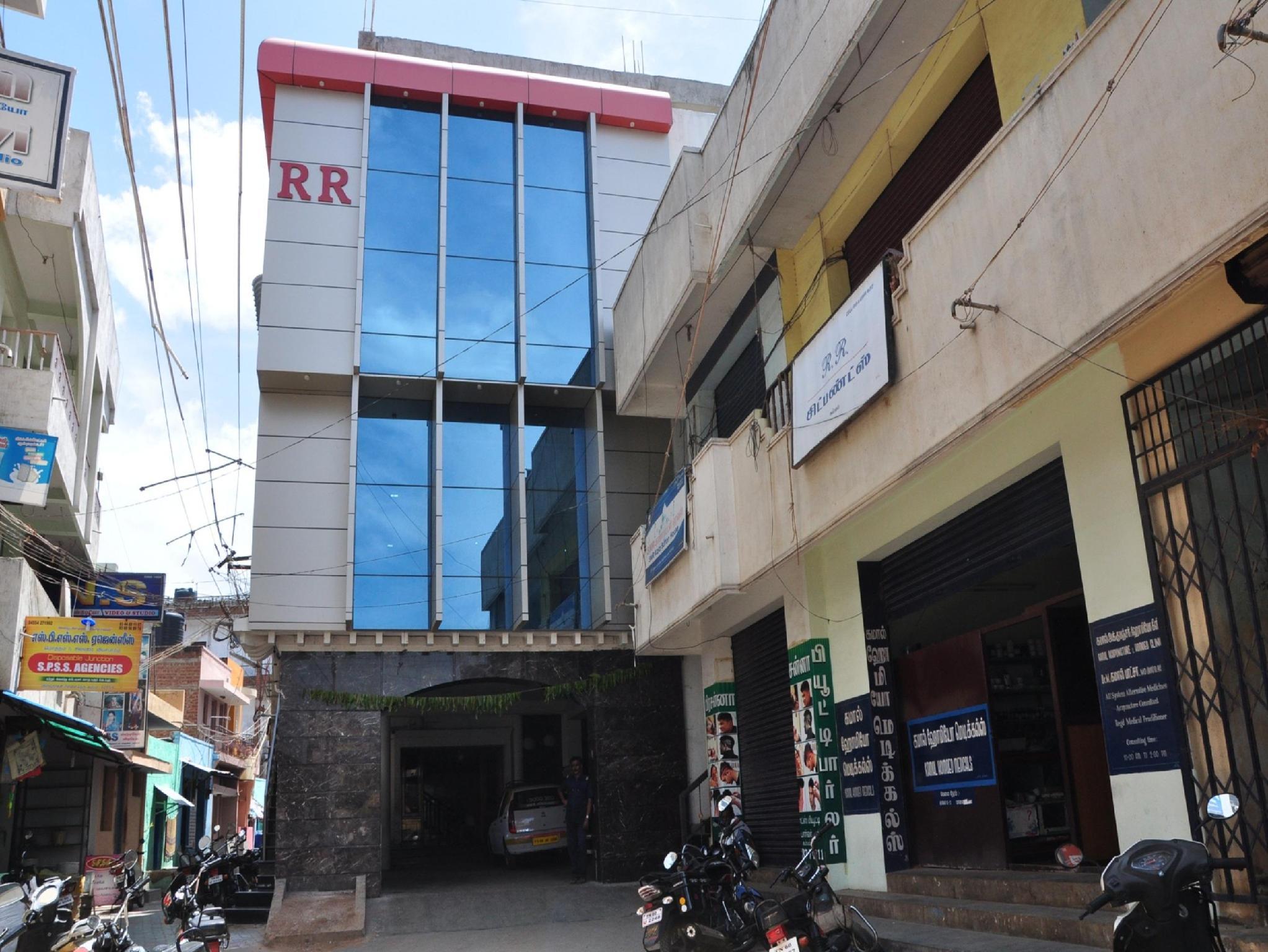 RR Hotel   Cumbam