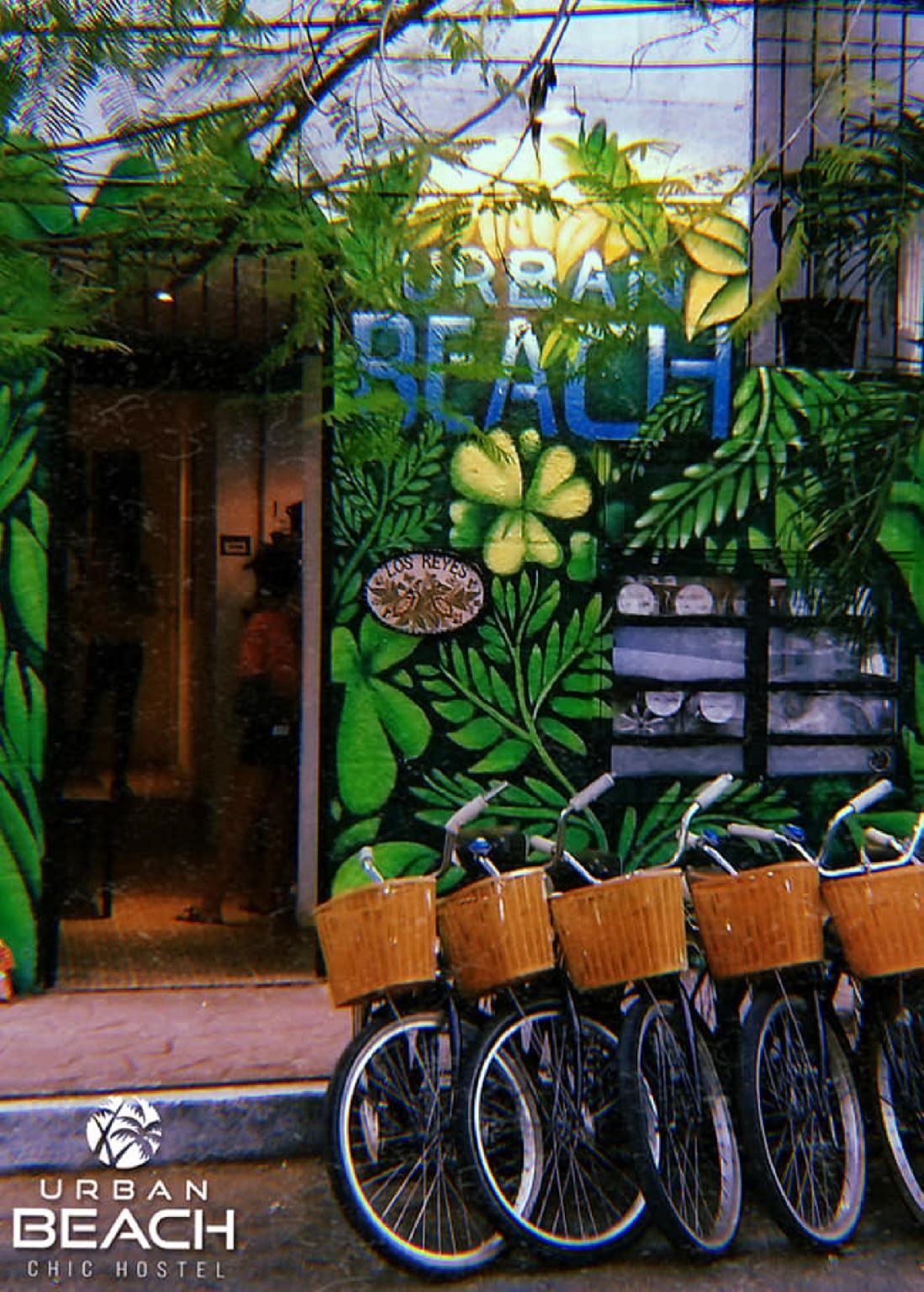 Urban Beach Chic Hostel