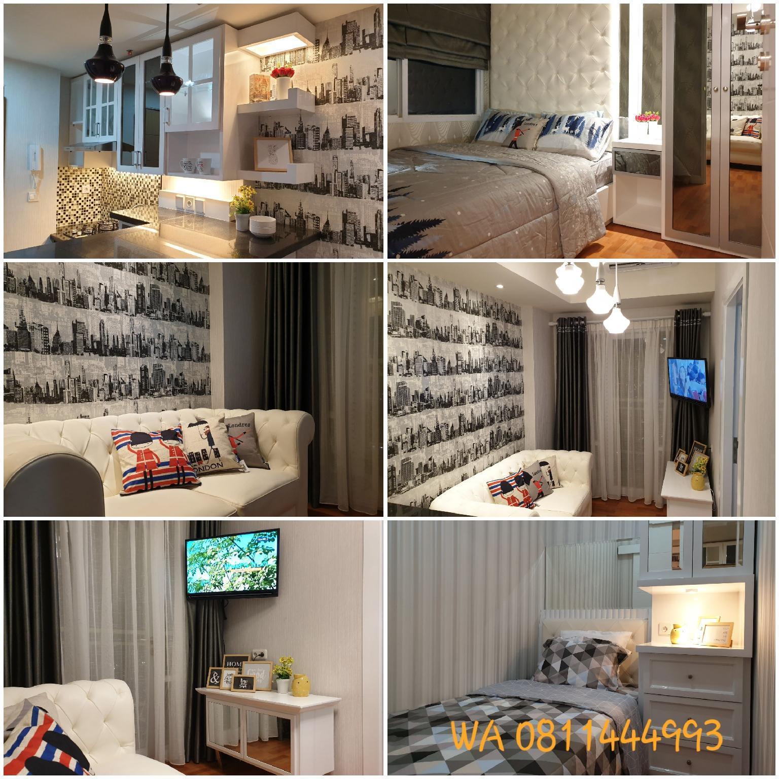 Apartement Vida View 2 Bedroom 33floor