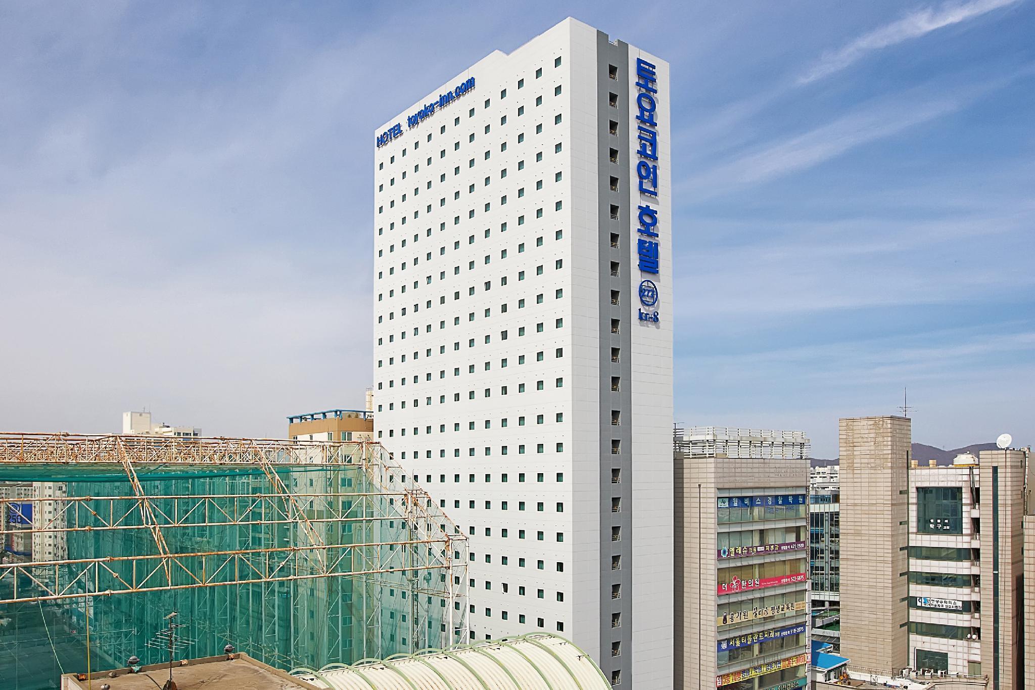 Toyoko Inn Incheon Bupyeong