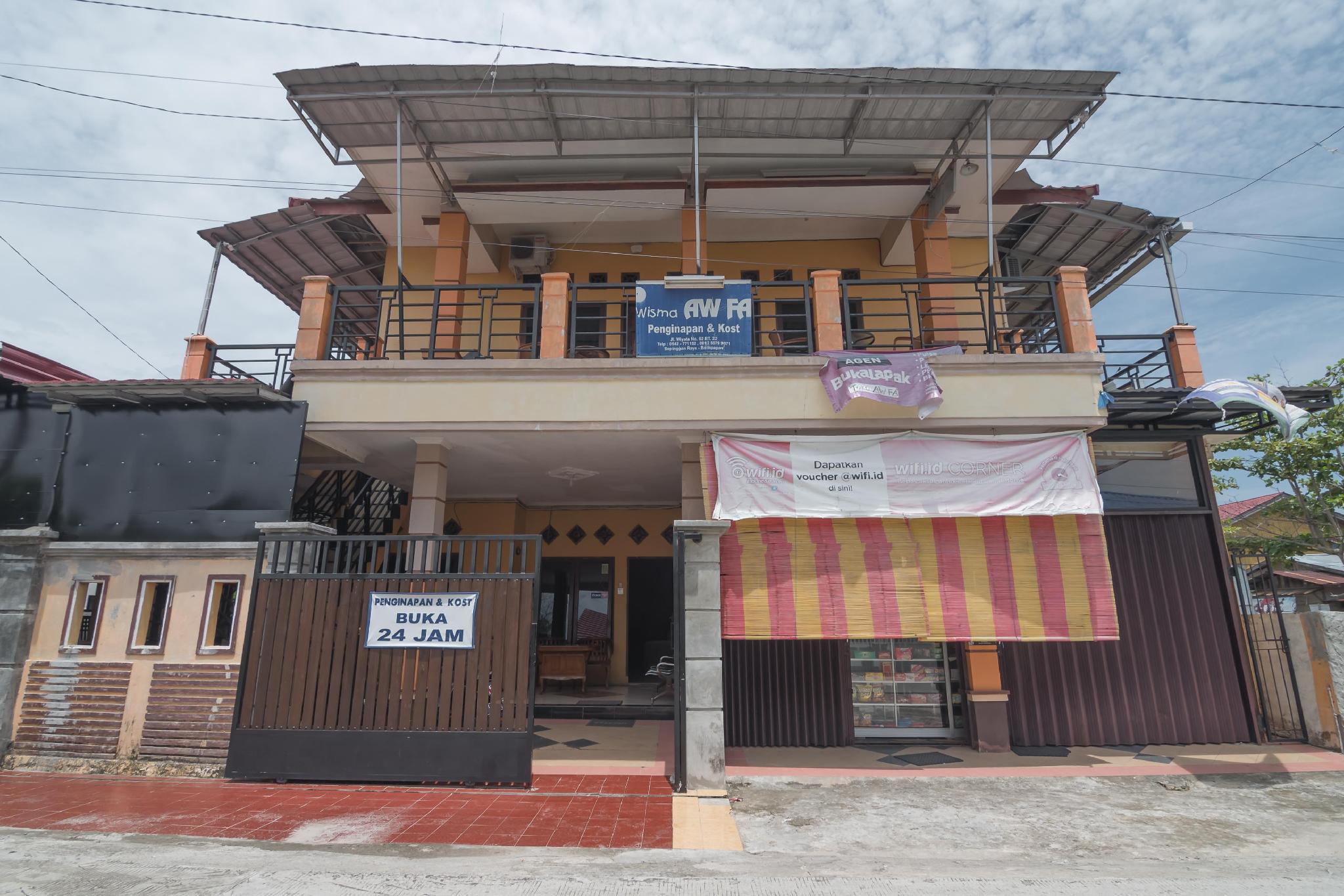 Guesthouse Syariah Sepinggan Baru