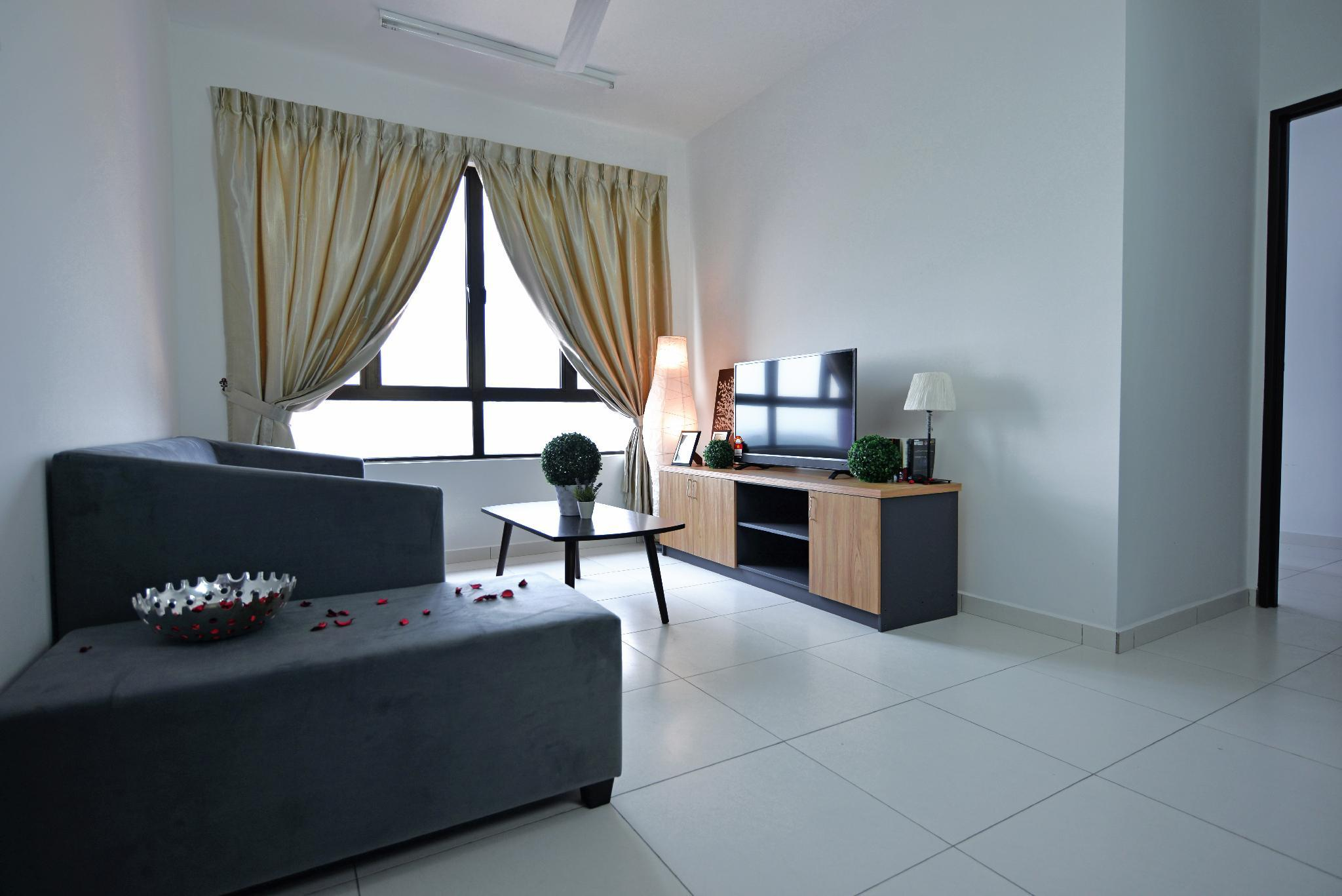 Malacca Ayer Keroh Homestay @ 3BR DELUXE Cozy Stay