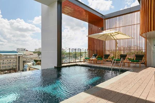 ZAZZ URBAN HO CHI MINH HOTEL Ho Chi Minh City