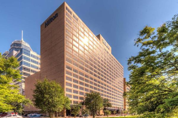 Hilton Houston Plaza Medical Center Houston