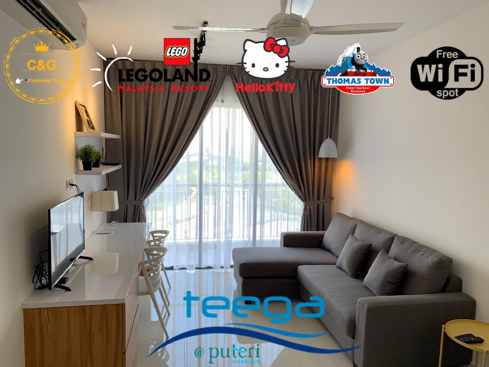 Teega Suites@Puteri Harbour@KittyandThomas