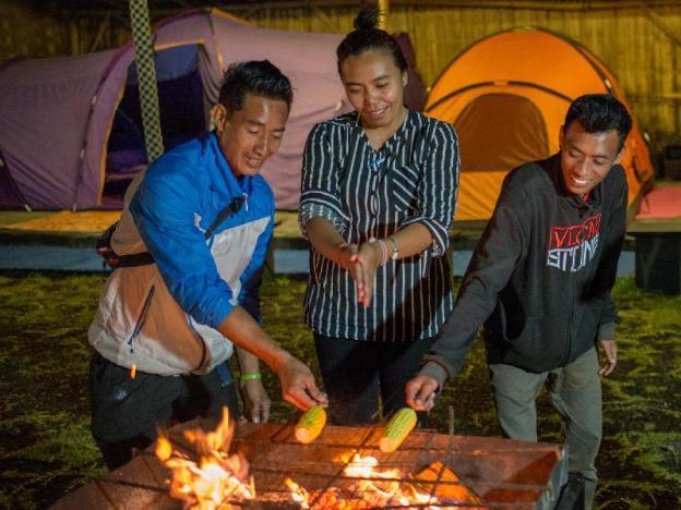 Hiker's Camp at Toya Devasya