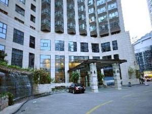Yupin Jingan Ziyuan Apartment Hotel
