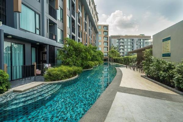 Aristo 521 - Brand new studio near beach, 3 pools Phuket
