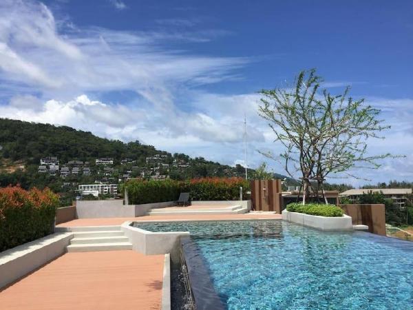 6Av 706 - Surin beach condo, rooftop pool and gym Phuket