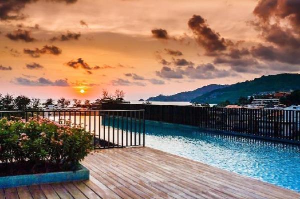 D218 - Luxury Studio for 2, Patong beach, Pool Gym Phuket