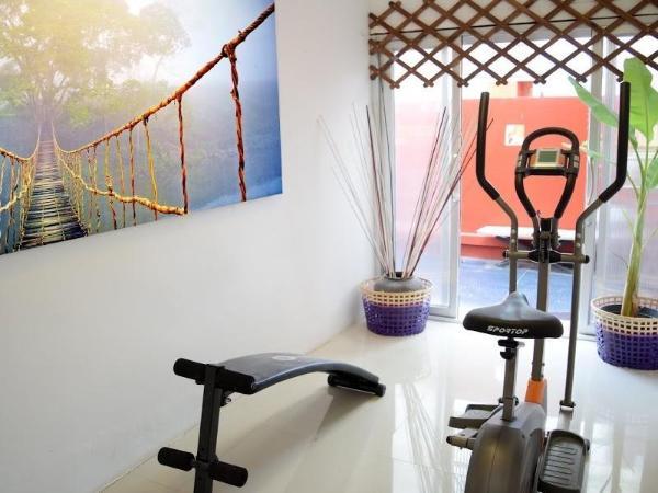 Siam Villa Suites Suvarnabhumi Bangkok