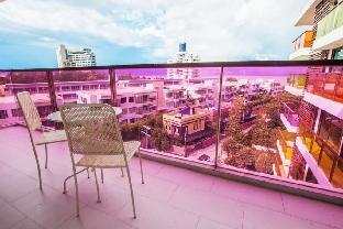 Front-SeaView 2BR Apartment@Rocco HuaHin Condo 7H อพาร์ตเมนต์ 2 ห้องนอน 2 ห้องน้ำส่วนตัว ขนาด 95 ตร.ม. – กลางเมืองหัวหิน