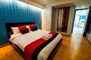 Front-SeaView 2BR Apartment@Rocco HuaHin Condo 6H อพาร์ตเมนต์ 2 ห้องนอน 2 ห้องน้ำส่วนตัว ขนาด 95 ตร.ม. – กลางเมืองหัวหิน