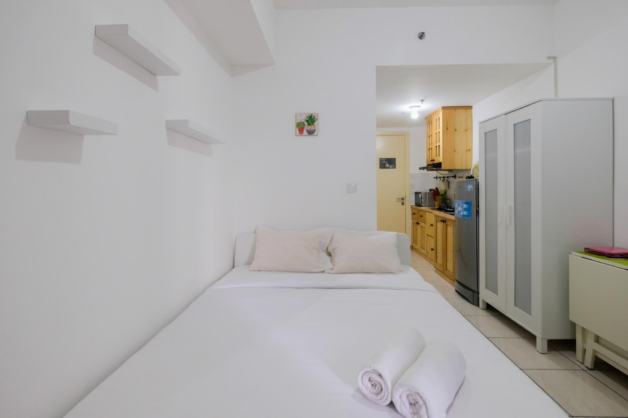 Studio Apt At M Town Residence Serpong By Travelio