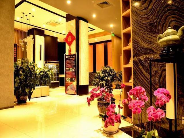 Jinjiang Inn Puer Zhenxing Avenue
