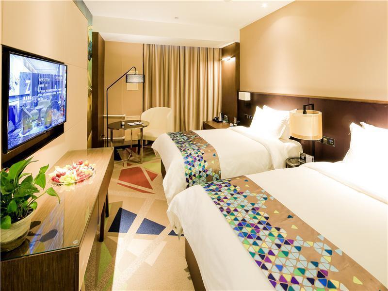 Zmax Hotel�Harbin Bingxue Big World