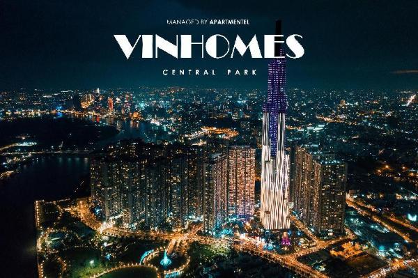 Vinhomes - Landmark 2, nice view [3 Bedroom] Ho Chi Minh City