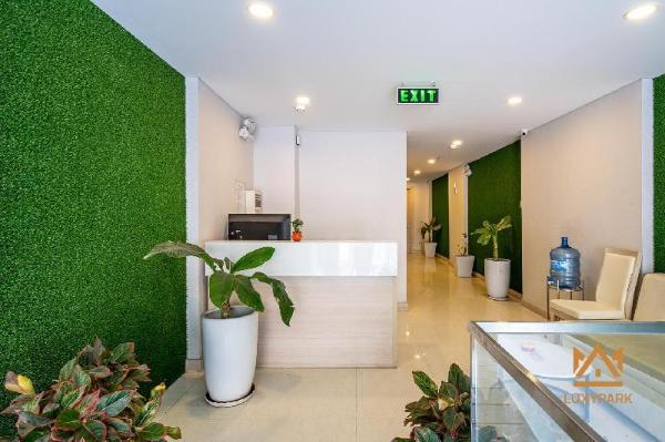 Luxy Park Hotel & Apartments-City Centre Ho Chi Minh City