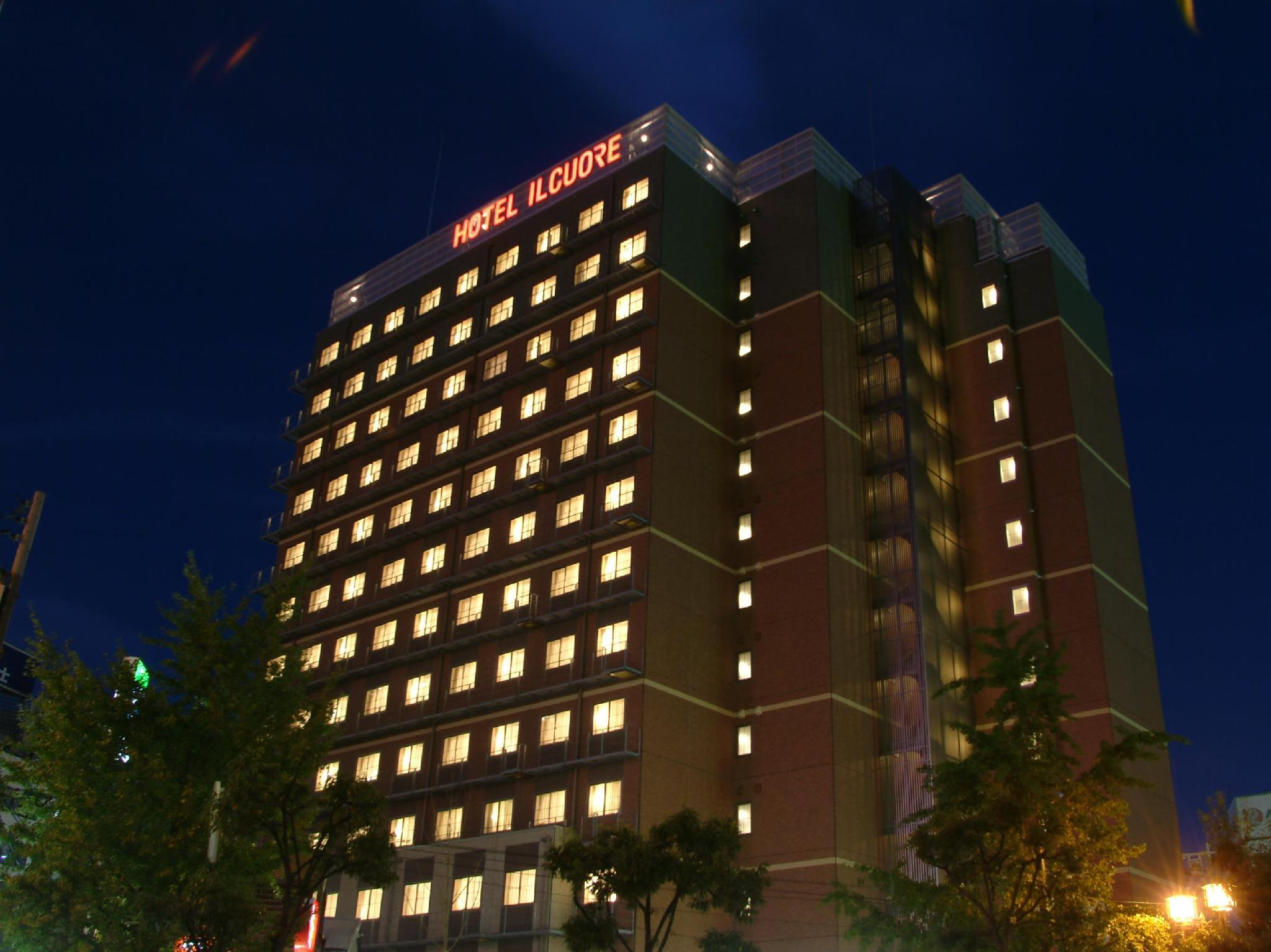 Hotel IL Cuore Namba 1