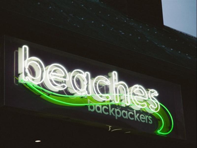 Beaches Backpackers