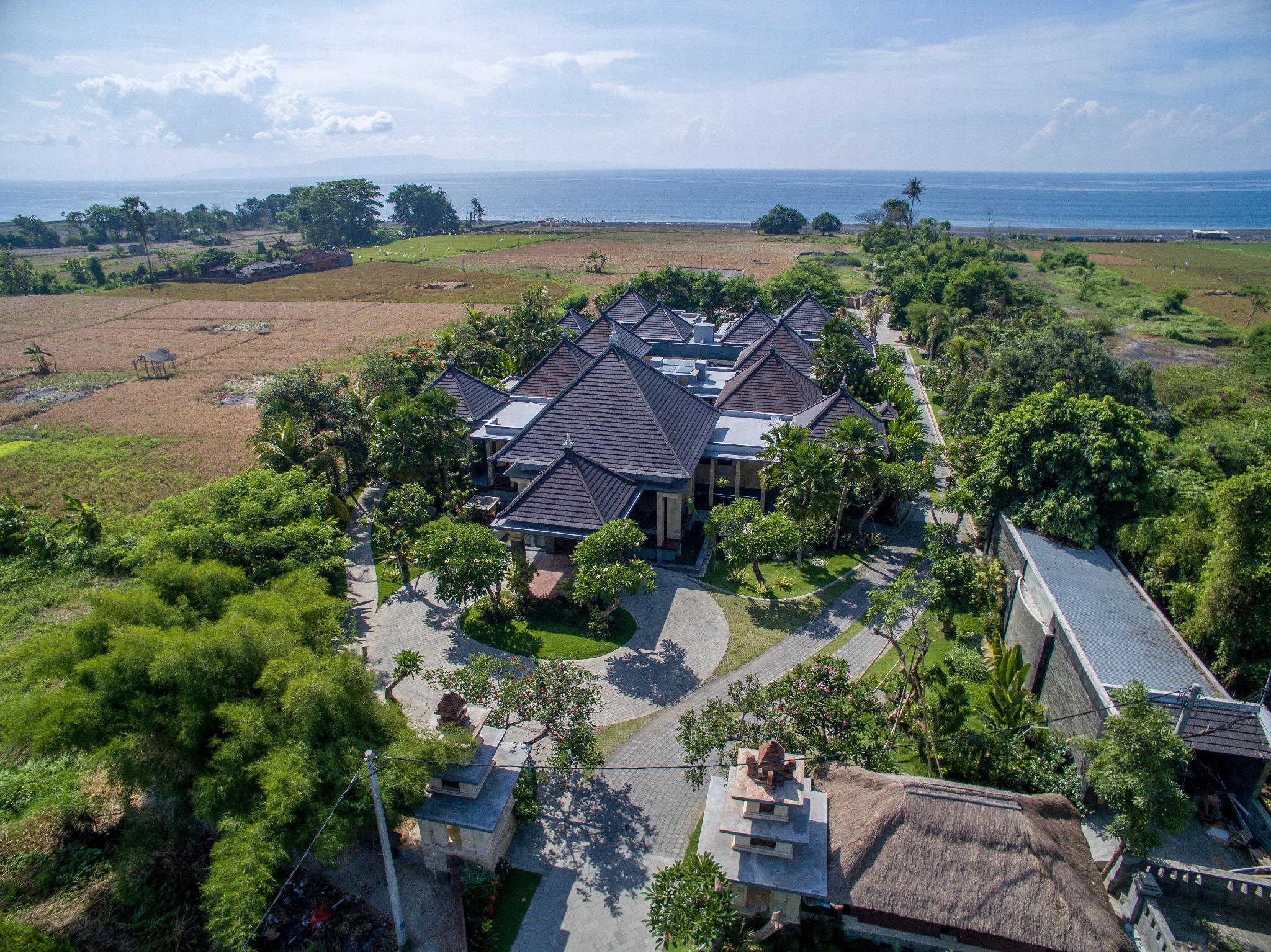New Horizon Rice Fields And Beach Villas In Bali