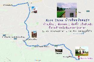 [カオヤイ国立公園]一軒家(20m2)| 1ベッドルーム/1バスルーム Baan Chan Tor Saeng - Moon Shine @Moon Village