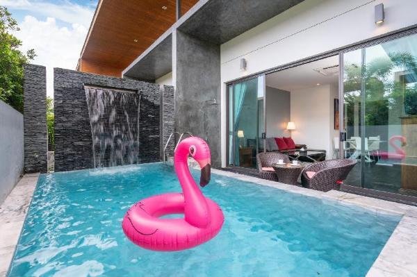 2Bedrooms Boutique Pool Villa at Chalong Phuket Phuket