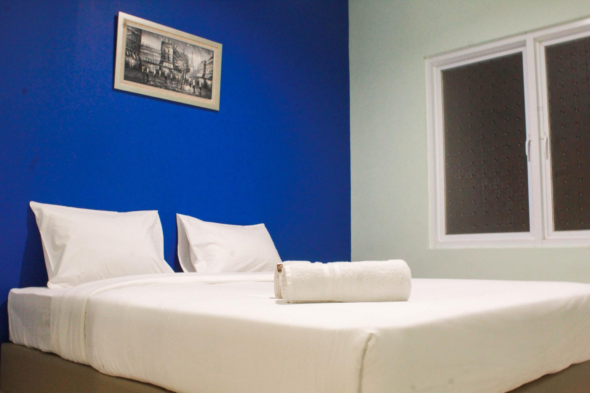 Trendy Queen Bed Studio Guesthouse By Travelio