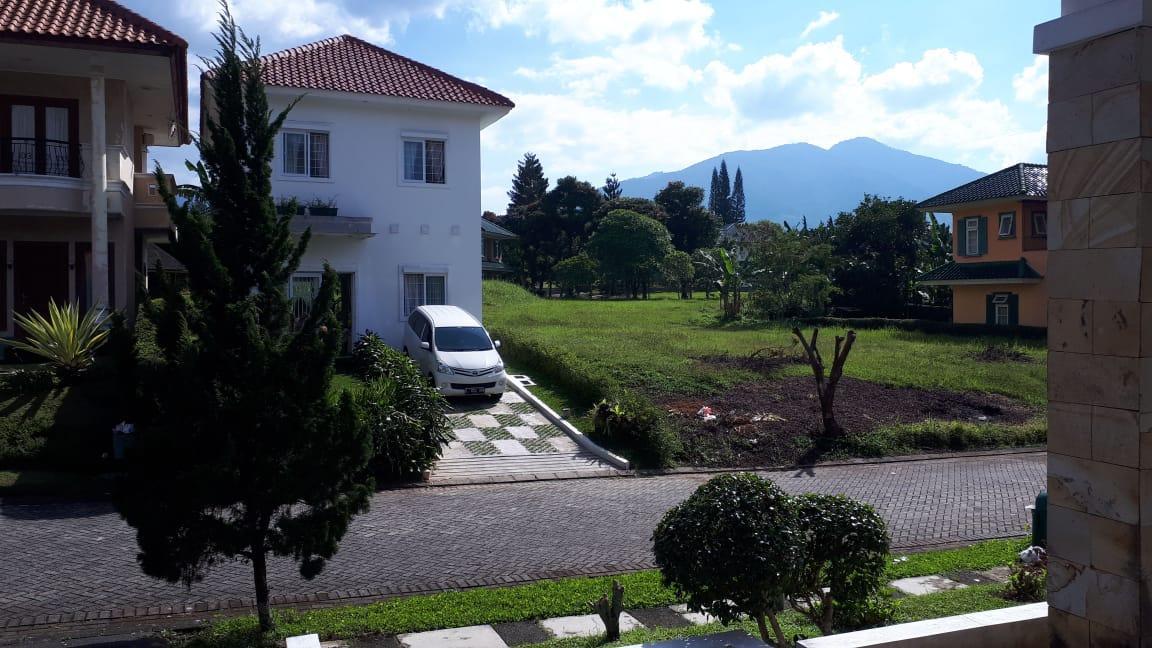 Villa Nai Nai Kintamani Puncak Resort