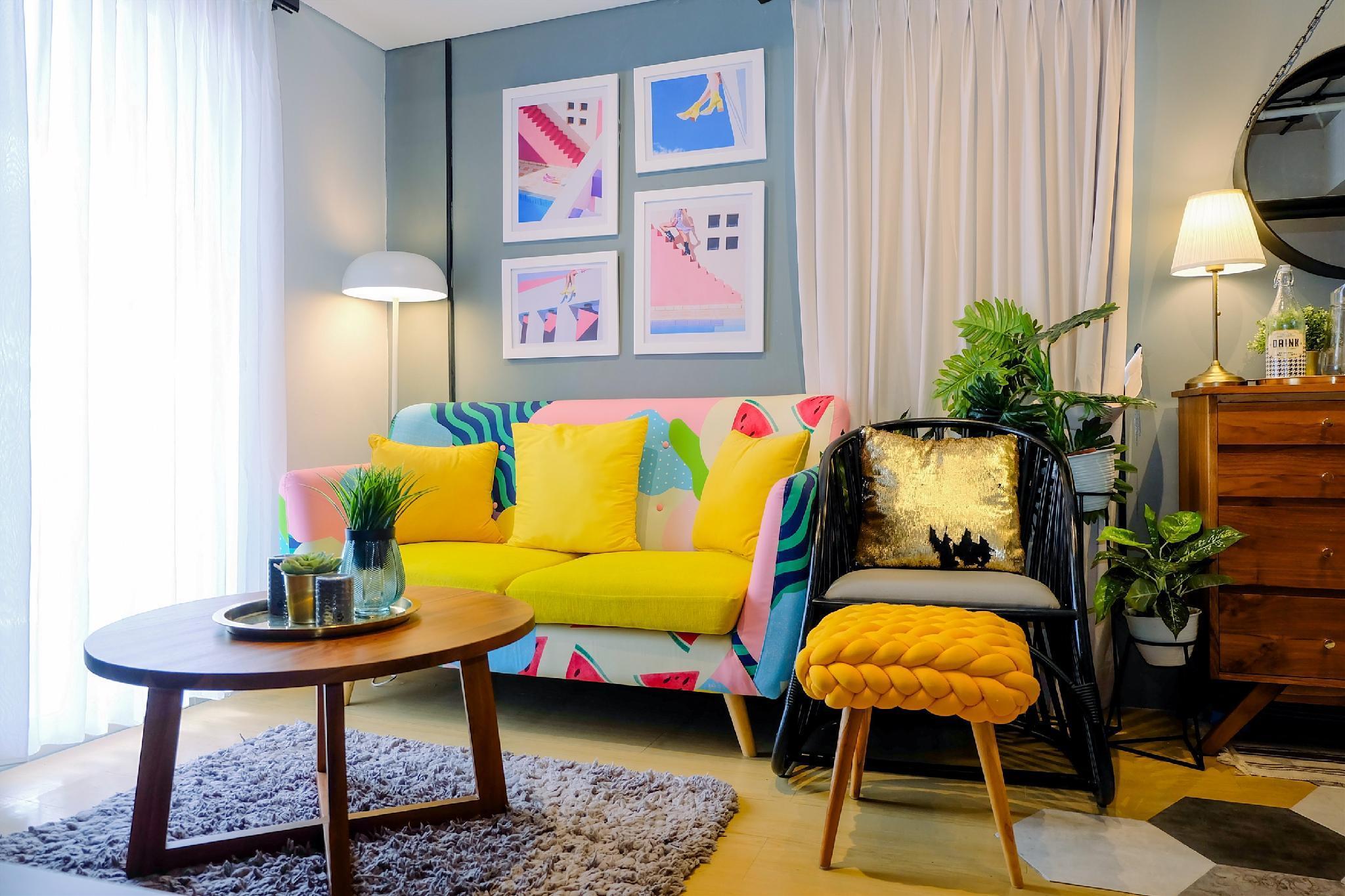 Stylish 2BR Pakubuwono Terrace Apt By Travelio