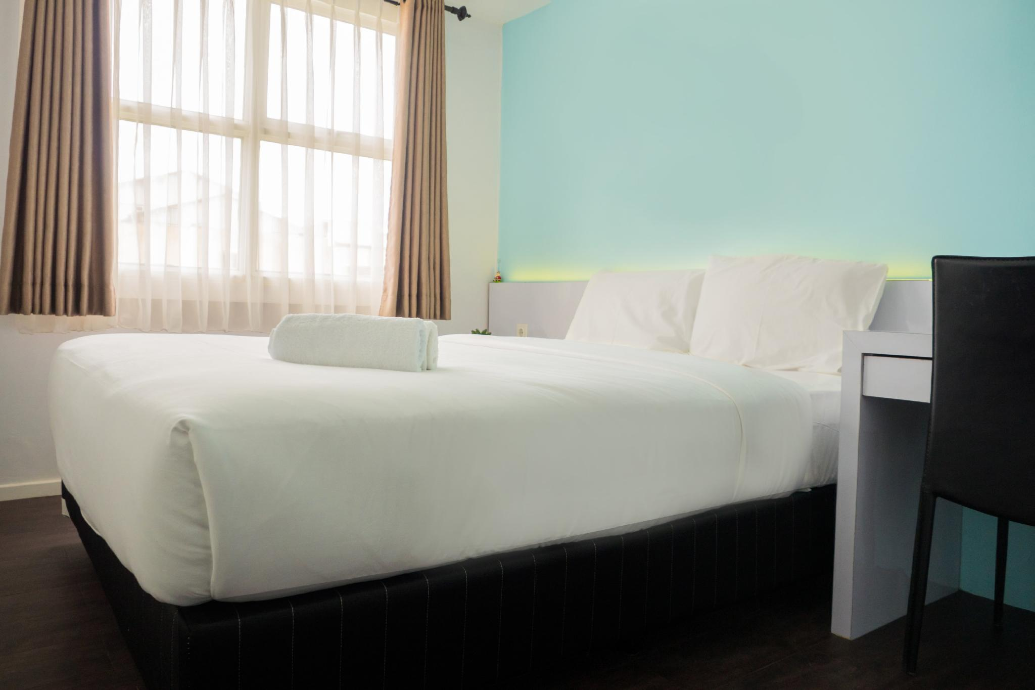 Stylish 1BR Apt @ Parahyangan Residence ByTravelio